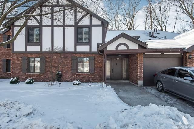 8225 Willow Drive 45B, Palos Hills, IL 60465 (MLS #10984889) :: Jacqui Miller Homes