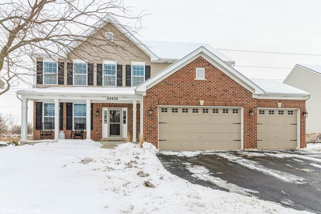 24430 Kennedy Circle, Plainfield, IL 60544 (MLS #10984956) :: Jacqui Miller Homes