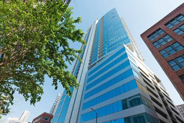 303 W Ohio Street #3005, Chicago, IL 60654 (MLS #10985643) :: The Perotti Group