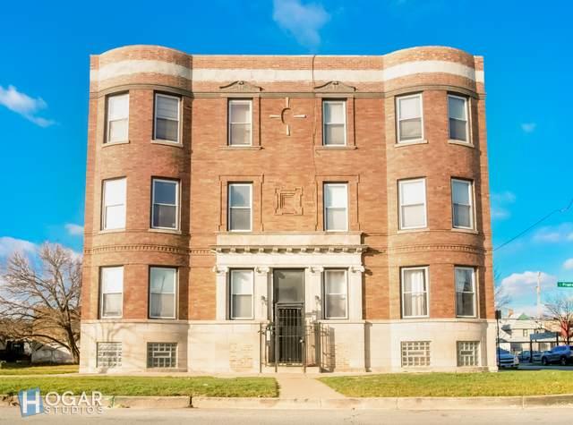 5902 S Prairie Avenue #2, Chicago, IL 60637 (MLS #10985772) :: The Dena Furlow Team - Keller Williams Realty