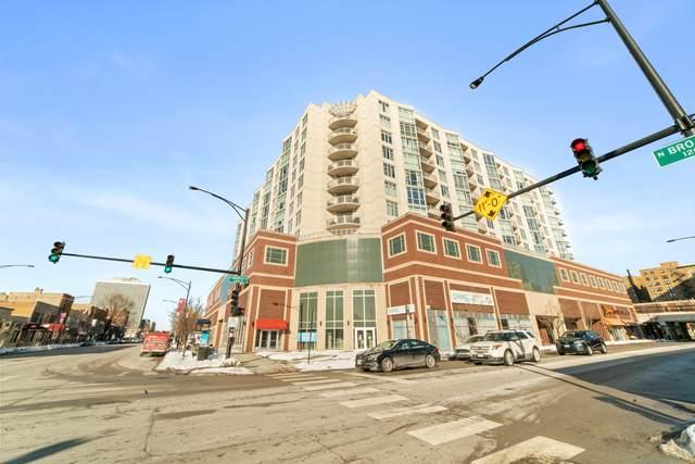 1134 W Granville Avenue #819, Chicago, IL 60660 (MLS #10986126) :: The Dena Furlow Team - Keller Williams Realty
