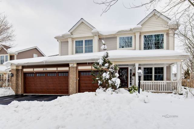 271 Lenox Lane, Mundelein, IL 60060 (MLS #10986150) :: Jacqui Miller Homes