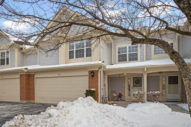 137 Holmes Way, Schaumburg, IL 60193 (MLS #10986275) :: Jacqui Miller Homes