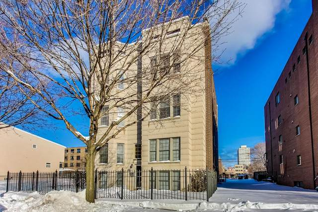 3535 S Prairie Avenue #4, Chicago, IL 60653 (MLS #10986566) :: The Spaniak Team