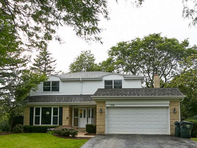 1336 W Hampton Place, Palatine, IL 60067 (MLS #10986719) :: Jacqui Miller Homes