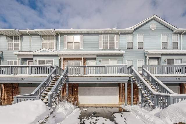 586 W Parkside Drive, Palatine, IL 60067 (MLS #10986770) :: Jacqui Miller Homes