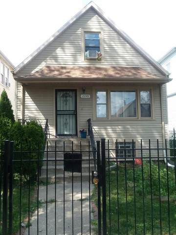 2248 W 54th Place, Chicago, IL 60609 (MLS #10987204) :: The Dena Furlow Team - Keller Williams Realty