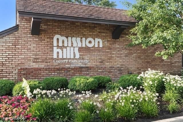 3860 Mission Hills Road #210, Northbrook, IL 60062 (MLS #10987284) :: The Dena Furlow Team - Keller Williams Realty