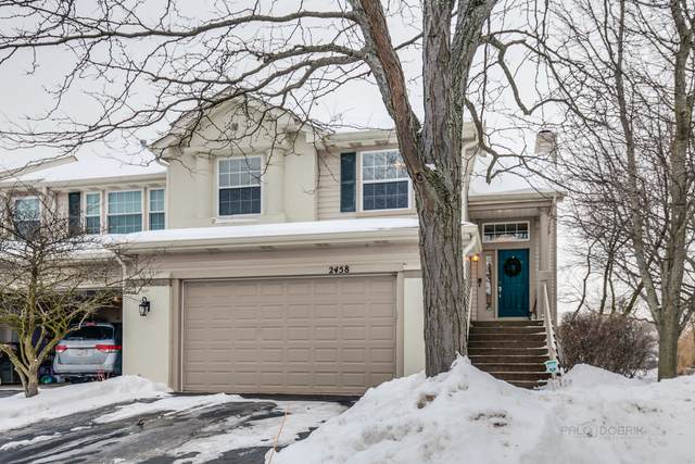 2458 Palazzo Court, Buffalo Grove, IL 60089 (MLS #10987779) :: The Spaniak Team