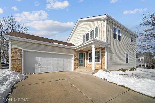 307 Waterbury Circle, Oswego, IL 60543 (MLS #10987782) :: Jacqui Miller Homes