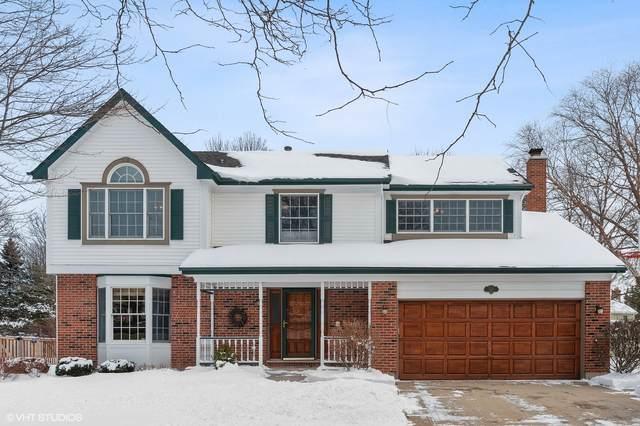 1308 Virginia Avenue, Libertyville, IL 60048 (MLS #10987793) :: Helen Oliveri Real Estate