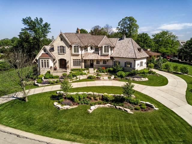 73 Baybrook Lane, Oak Brook, IL 60523 (MLS #10987818) :: John Lyons Real Estate