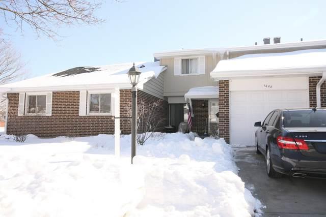 1608 Leytonstone Drive, Wheaton, IL 60189 (MLS #10987903) :: Jacqui Miller Homes