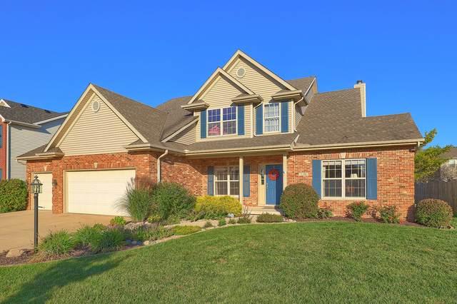 2108 Wiggins Street, Champaign, IL 61822 (MLS #10987948) :: Ryan Dallas Real Estate
