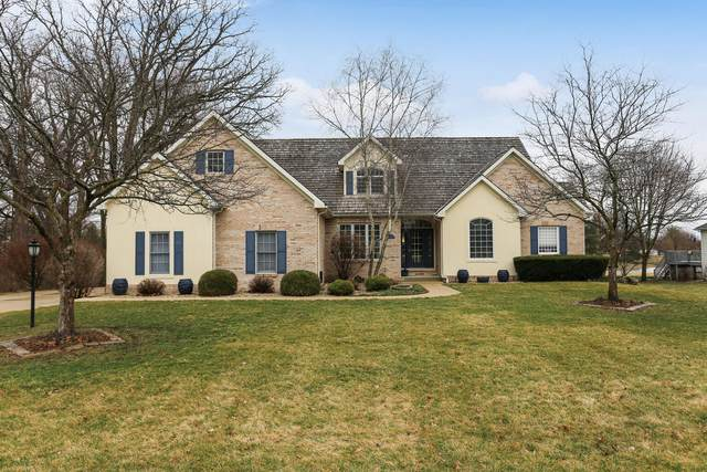 1102 Sunny Acres Road, Mahomet, IL 61853 (MLS #10987959) :: BN Homes Group