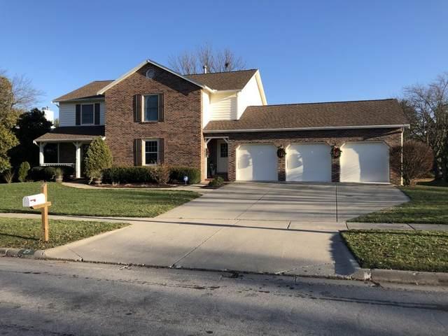 25 Pendleton Way, Bloomington, IL 61704 (MLS #10988014) :: John Lyons Real Estate