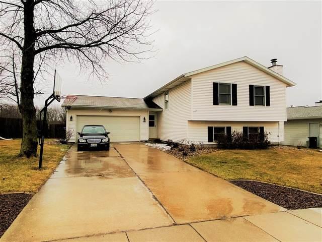 2710 Rocksbury Drive, Bloomington, IL 61705 (MLS #10988130) :: Suburban Life Realty