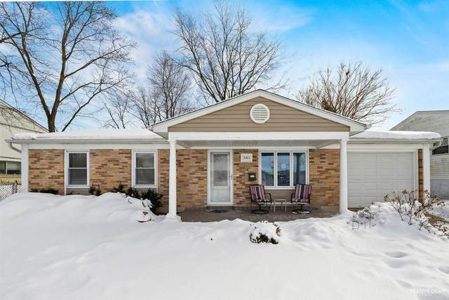 345 Hickory Avenue, Romeoville, IL 60446 (MLS #10988328) :: The Dena Furlow Team - Keller Williams Realty