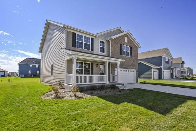 1806 Peyton Terrace, Shorewood, IL 60404 (MLS #10988368) :: The Dena Furlow Team - Keller Williams Realty