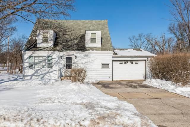 3548 W 163rd Street, Markham, IL 60428 (MLS #10988467) :: Jacqui Miller Homes