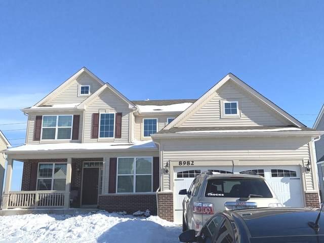 8982 Pearsall Drive, Huntley, IL 60142 (MLS #10988515) :: Suburban Life Realty