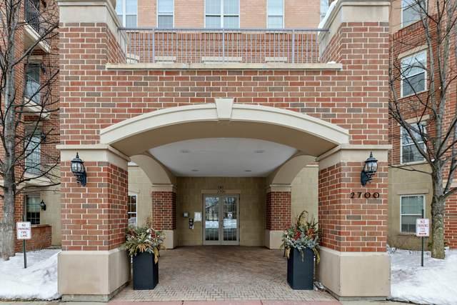 2700 Summit Drive #403, Glenview, IL 60025 (MLS #10988516) :: The Dena Furlow Team - Keller Williams Realty