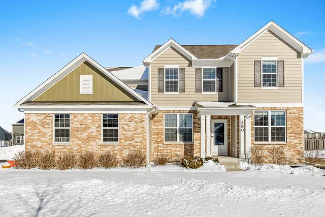 280 Sonora Drive, Elgin, IL 60124 (MLS #10988554) :: Jacqui Miller Homes