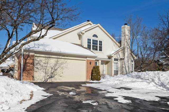 438 Cromwell Circle #4, Bartlett, IL 60103 (MLS #10988706) :: Jacqui Miller Homes