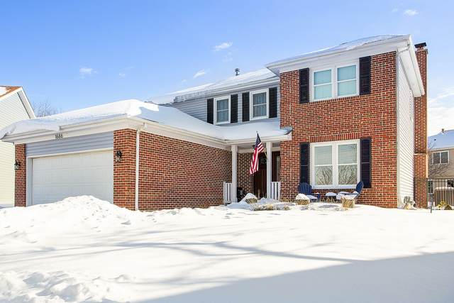 1686 Lisa Court, Naperville, IL 60563 (MLS #10988714) :: Jacqui Miller Homes
