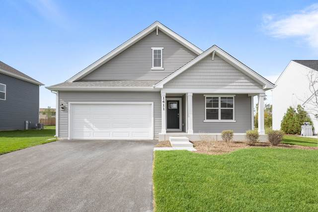 3178 Justice Drive, Yorkville, IL 60560 (MLS #10989063) :: Jacqui Miller Homes