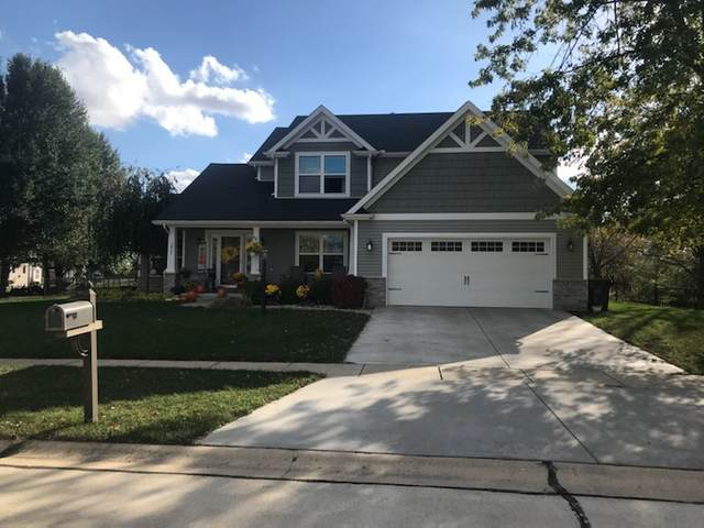 1807 Katelyn Lane, Mahomet, IL 61853 (MLS #10989154) :: Helen Oliveri Real Estate