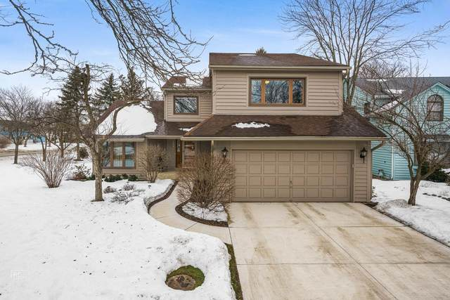 2586 Woodcliff Court, Lisle, IL 60532 (MLS #10989157) :: The Dena Furlow Team - Keller Williams Realty