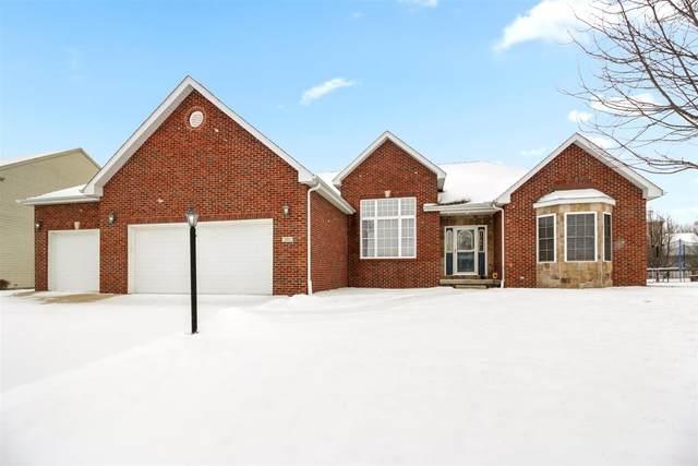203 Walden Pond Boulevard, MONTICELLO, IL 61856 (MLS #10989601) :: Ryan Dallas Real Estate