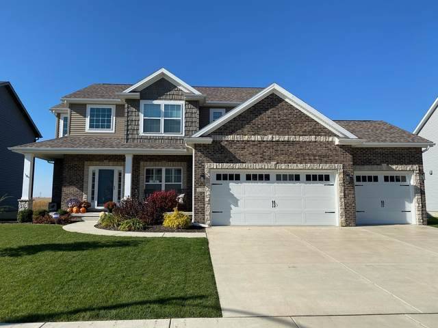 1119 Willow Creek Drive, Bloomington, IL 61705 (MLS #10989757) :: The Dena Furlow Team - Keller Williams Realty