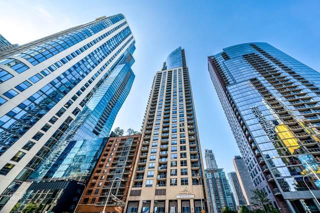 420 E Waterside Drive #714, Chicago, IL 60601 (MLS #10990055) :: The Perotti Group