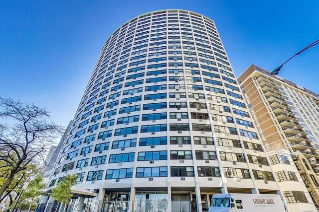 1150 N Lake Shore Drive 2D, Chicago, IL 60611 (MLS #10990143) :: Lewke Partners