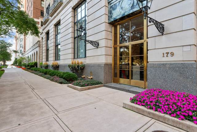 179 E Lake Shore Drive #604, Chicago, IL 60611 (MLS #10990167) :: Helen Oliveri Real Estate