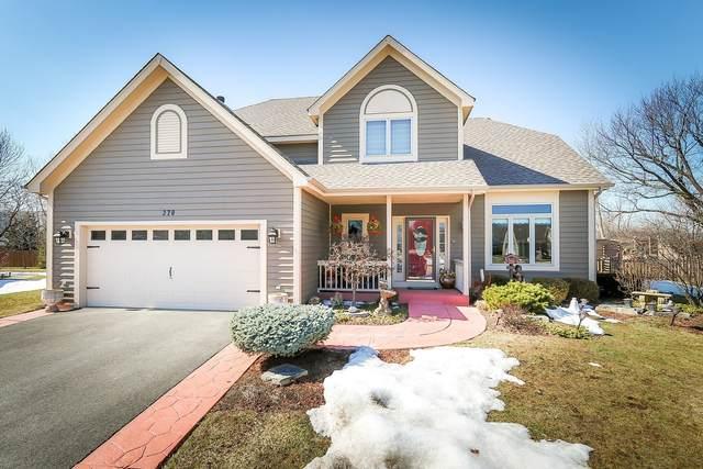 370 Arthur Avenue, Roselle, IL 60172 (MLS #10990222) :: Helen Oliveri Real Estate