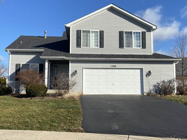 1500 Blackthorn Drive, Plainfield, IL 60586 (MLS #10990363) :: RE/MAX IMPACT
