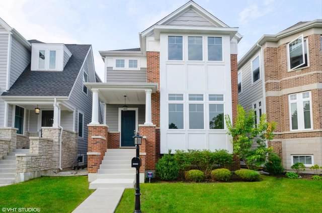 6082 N Sauganash Avenue, Chicago, IL 60646 (MLS #10990434) :: Jacqui Miller Homes