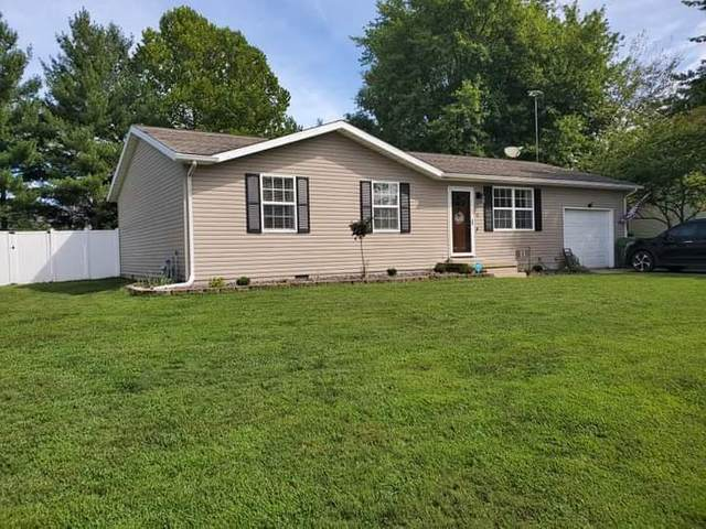 11 Lakewood Drive, Centralia, IL 62801 (MLS #10990596) :: Jacqui Miller Homes