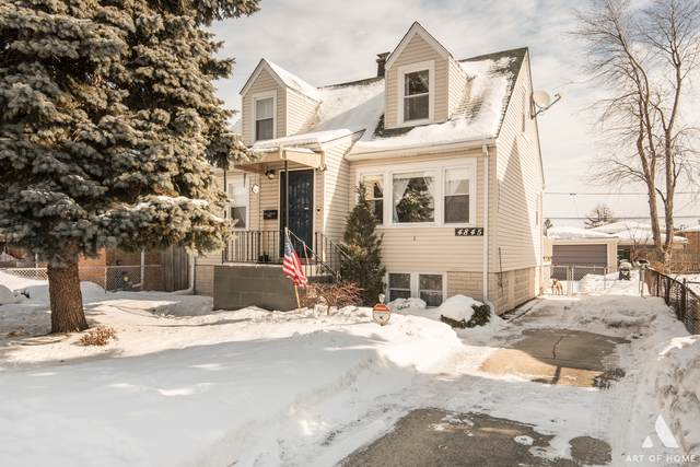 4845 S Long Avenue, Chicago, IL 60638 (MLS #10990633) :: Jacqui Miller Homes