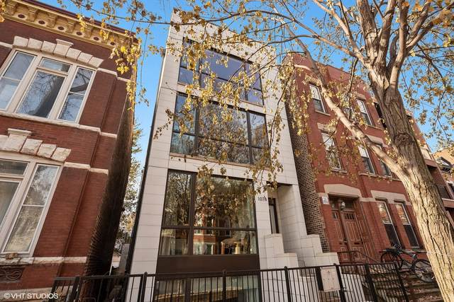 1074 N Paulina Street #1, Chicago, IL 60622 (MLS #10990931) :: Touchstone Group