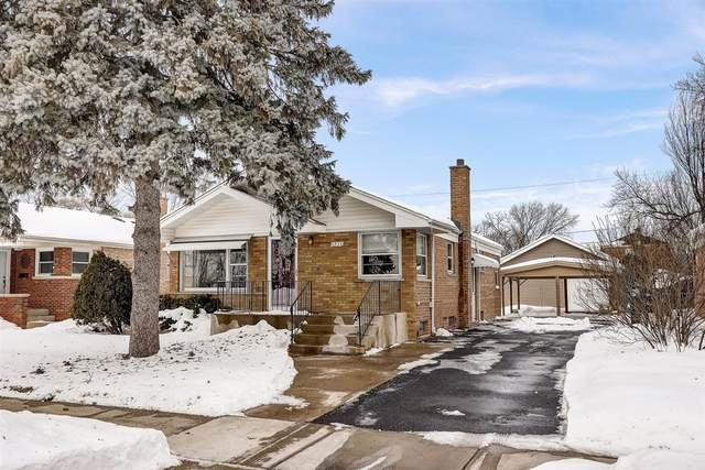 2936 W 98th Street, Evergreen Park, IL 60805 (MLS #10991044) :: Jacqui Miller Homes