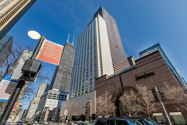 777 N Michigan Avenue #3602, Chicago, IL 60611 (MLS #10991180) :: The Dena Furlow Team - Keller Williams Realty