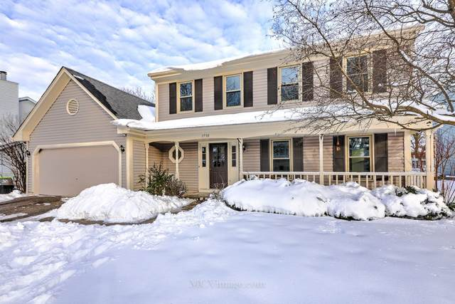 1730 Timber Lane Drive, Montgomery, IL 60538 (MLS #10991260) :: The Perotti Group