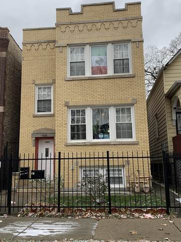 1405 N Keeler Avenue, Chicago, IL 60651 (MLS #10991388) :: Touchstone Group
