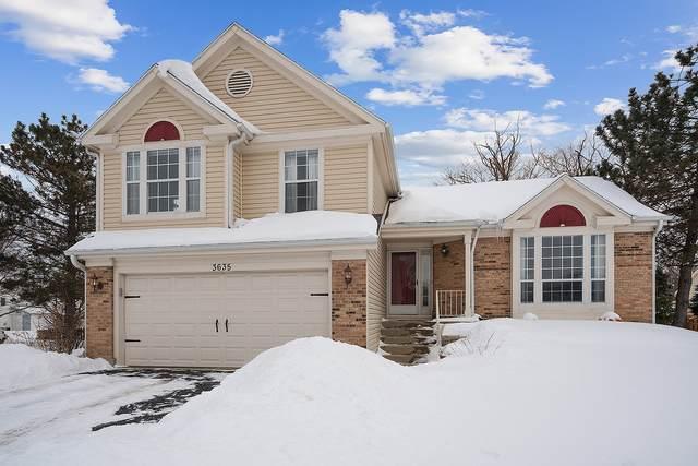 3635 Fairfax Court E, Aurora, IL 60504 (MLS #10991502) :: Jacqui Miller Homes