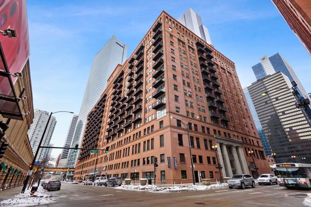 165 N Canal Street #1229, Chicago, IL 60606 (MLS #10991785) :: The Spaniak Team