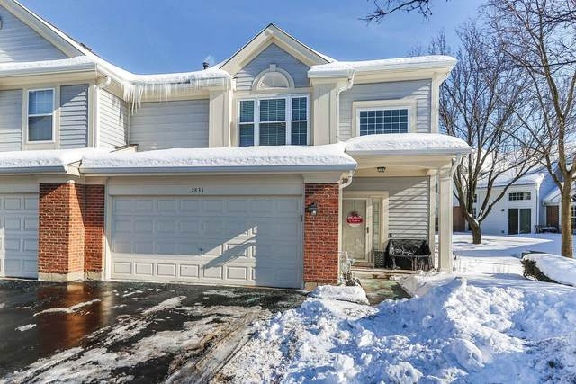 2834 Adams Court, Schaumburg, IL 60193 (MLS #10991869) :: Jacqui Miller Homes